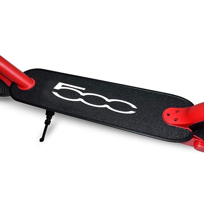 Amazon.com: Fiat F500-F10 Scooter eléctrico de 10 pulgadas ...