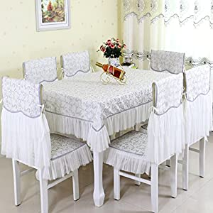 dining table and chair sets dust proof cover covers for back of chairs