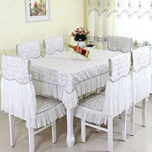 Dining Table And Chair Sets Dust Proof Cover