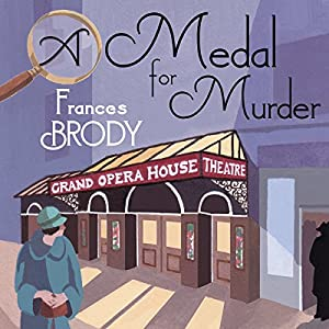 A Medal for Murder Audiobook