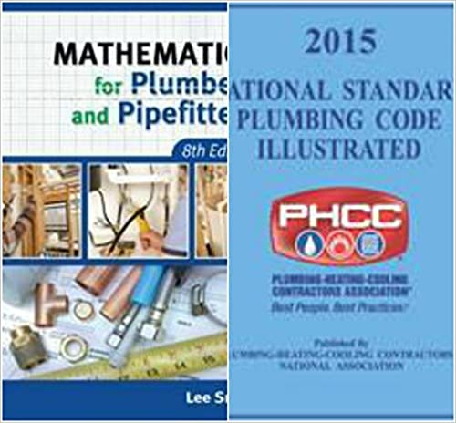 Book PSI New Jersey Master Plumber Practical Examination Certification Package