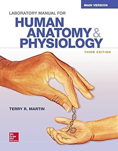 amazon com laboratory manual for human anatomy physiology main rh amazon com laboratory manual for human anatomy and physiology martin 3rd edition My Anatomy and Physiology Lab