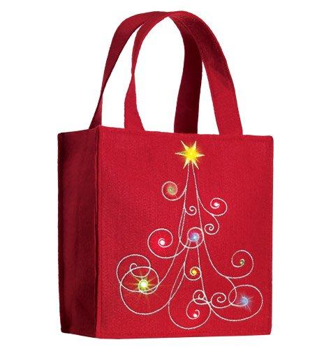 Avon Holiday Light up Bag