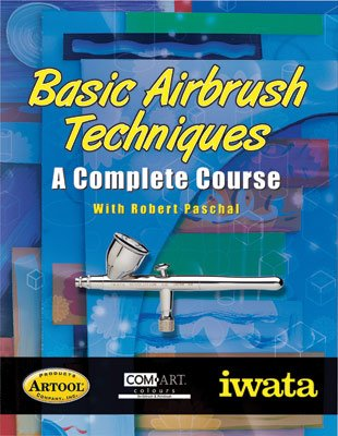 Iwata-Medea Artool Basic Airbrush Tech Book ()