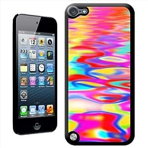 Fancy A Snuggle 'hippie de acuarela con temática Hippy' carcasa para Apple iPod Touch 5th generación