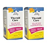 EuroPharma Terry Naturally -Thyroid Care |120 Capsules -2 Pack