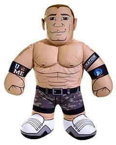 Wwe Brawlin Buddies John Cena Plush Figure by Mattel