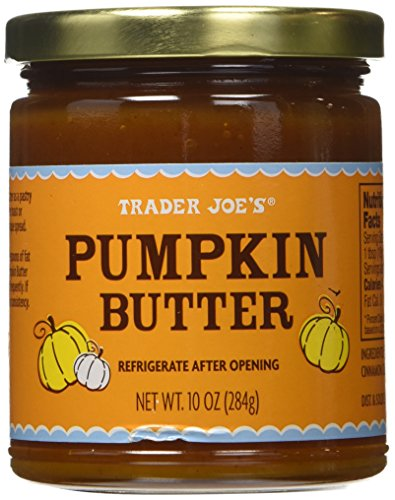 Trader Joes Pumpkin Butter, 10 Ounce (Best Mail Order Pecan Pie)