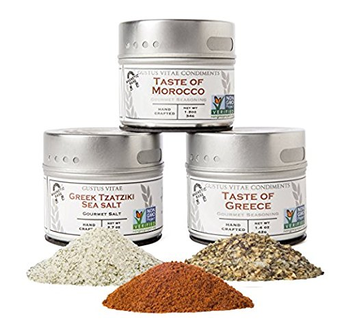 Taste of the Mediterranean Gourmet Seasoning & Spice -