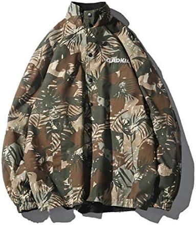 [もうほうきょう]リバーシブル メンズコート 男性ジャケット 迷彩柄 春秋新型 INS風