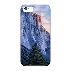 (tOB1261pyaY)durable Protection Cases Covers For Iphone 5c(yosemite National Park Mountain)