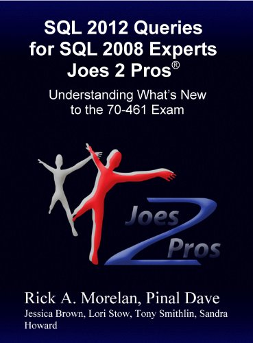 2012 Queries 2008 Experts Pros ebook product image