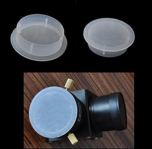 Gosky Telescope 2 Barlow Lens Plug or Focuser Dust Caps Set of 4 - New Hard to Find