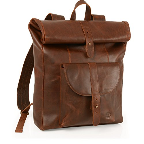 (Timberland Calexico Roll Top Backpack, Glazed Ginger)