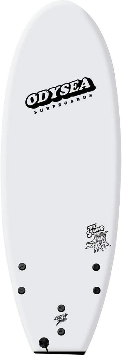 Catch Surf Noa Deane Odysea 5 ft Pro Stump Tri Thruster Surfboard ホワイト 5ft