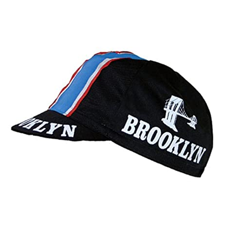 Brooklyn Style Cycling Cap Black by Brooklyn Clothing  Amazon.it ... 0fd69bae6eb
