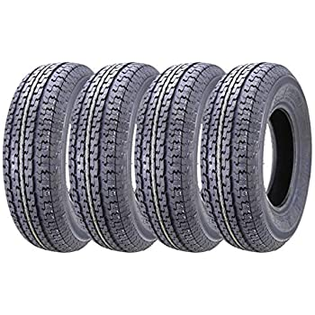 Amazon Com Set Of 4 New Winda Premium Trailer Tires St 205 75r14
