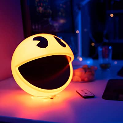 Schylling Pac-Man Lamp: Toys & Games