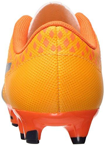 PUMA Kids Evopower Vigor 4 FG Jr Skate Shoe, Ultra Yellow-Peacoat, 3.5 M US Big Kid