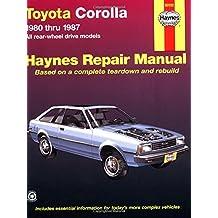 Toyota Corolla, 1980-1987
