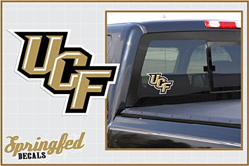 UCF Knights Stacked UCF LOGO 6