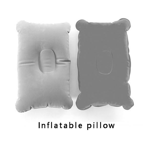 Amazon.com: ZCJB Car Bed Car Inflatable Bed Car Mattress PVC Flocking Car Inflatable Bed Car Shock Bed (Color : Cream): Home & Kitchen