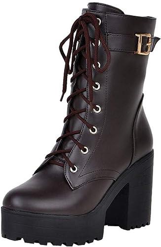 Kobay Women Boot, Ladies Fashion Thick