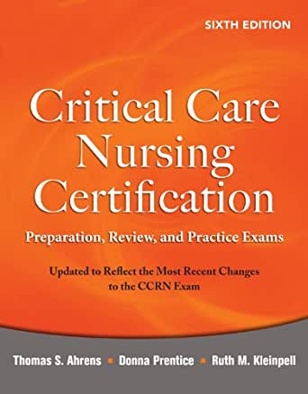 Top 10 CCRN Exam Study Guide Book List - Brilliant Nurse