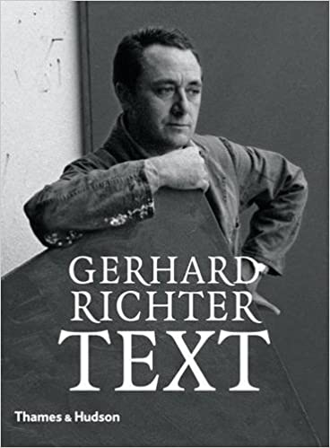Book Gerhard Richter - Text: Writings, Interviews and Letters 1961-2007: Writings and Interviews, 1961-2007
