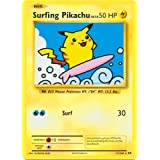 Pokemon - Surfing Pikachu (111/108) - XY Evolutions