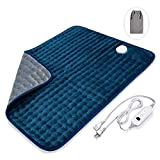 Best Heating Pads - Veken XXL Electric Heating Pad with Fast-Heating Technology Review