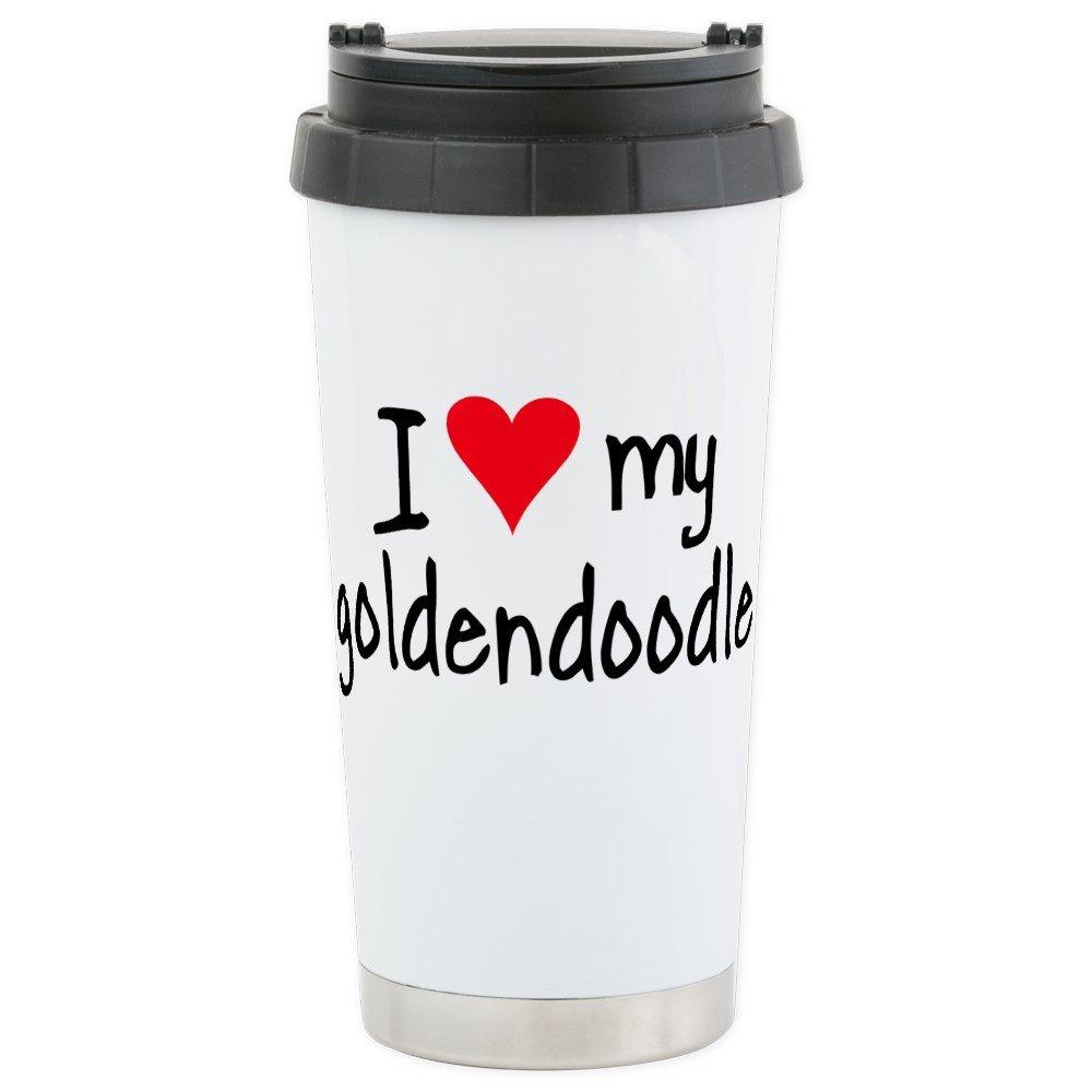 CafePress - Stainless Steel Travel Mug - Stainless Steel Travel Mug, Insulated 16 oz. Coffee Tumbler