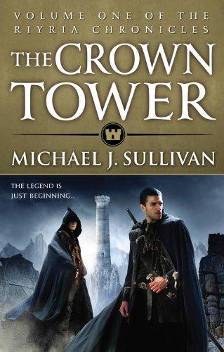 """""""The Crown Tower (The Riyria Chronicles)"""" av Michael J. Sullivan"""