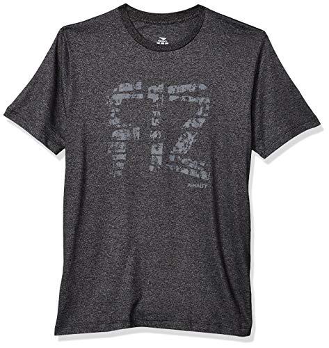 Camiseta Triunfo, Penalty, Adulto, Branco, Pequeno