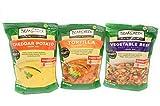 #9: Bear Creek Country Kitchens Soup Mix 3 Flavor Variety Bundle: (1) Tortilla Soup Mix, (1) Cheddar Potato Soup Mix, and (1) Vegetable Beef Soup Mix, 9-12.1 Oz. Ea.