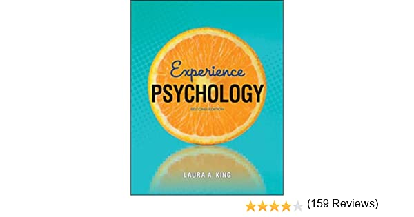 Amazon experience psychology 9781259143687 laura king books fandeluxe Choice Image