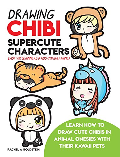 Image of: Chibi Drawing Chibi Supercute Characters Easy For Beginners Kids manga Anime Learn Yawebdesign Drawing Chibi Supercute Characters Easy For Beginners Kids manga