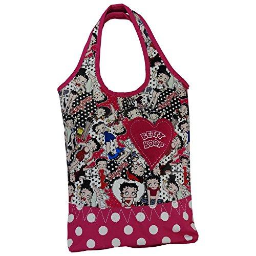 Betty Boop Borsa da Donna a Spalla Shopper Tote