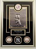 Yankees WS Yogi Berra and Don Larsen Signed 14x20