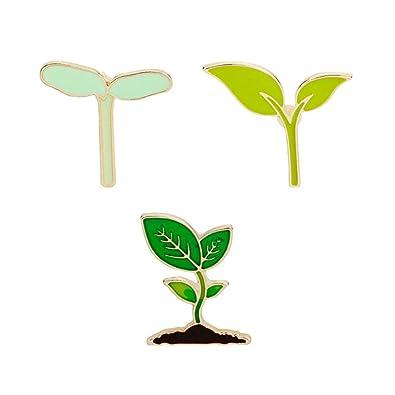Amazon.com: andy coolCartoon - Juego de broches para plantas ...