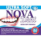 Novadent iP Ultra Soft | Dentures and dental appliances cleanser | 3 months (12 sachets)