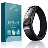 LG Lifeband Screen Protector, IQ Shield Matte (6-Pack) Full Coverage Anti-Glare Screen Protector for LG Lifeband Bubble-Free Film - with