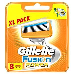 Gillette Fusion Power Édition 2015 Boite de 8 lames de rasoir