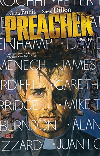Preacher Book Five  Preacher  Numbered