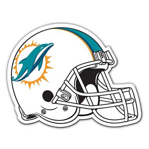 (Fremont Die NFL Miami Dolphins Team Magnet, 8