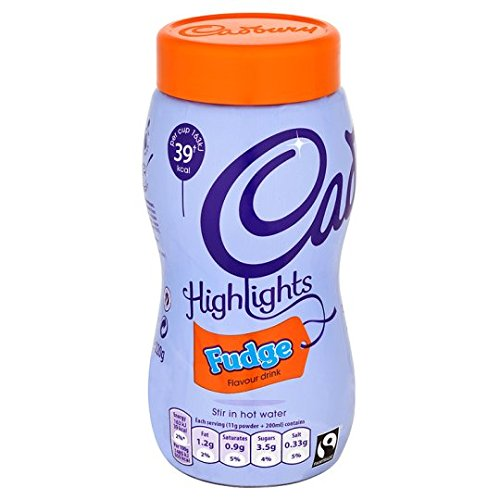 Cadburys Highlights Fudge 154 Gram