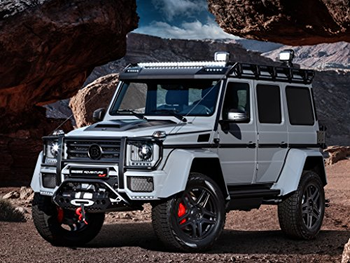 brabus-550-adventure-4x4-2017-car-print-on-10-mil-archival-satin-paper-light-gray-front-side-static-
