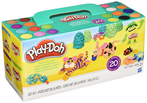 Play-Doh Super Color 20-Pack 60 oz