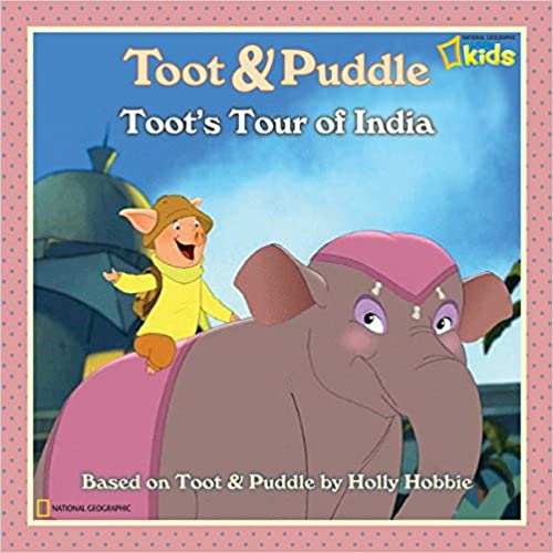 Libros Para Descargar Toot's Tour Of India Epub