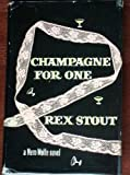 Champagne for One, Rex Stout, 0670211435